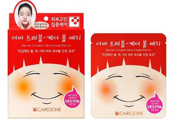 韓国carezoneニキビパッチ