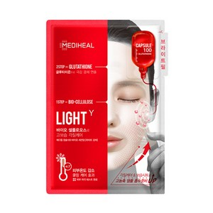 MEDIHEAL CAPSULE100 BIO SeconDerm LIGHT γ