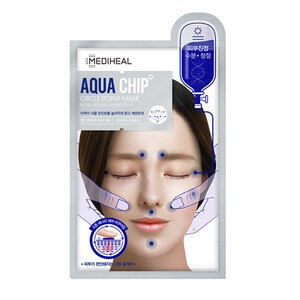 MEDIHEAL CIRCLE POINT AQUACHIP MASK
