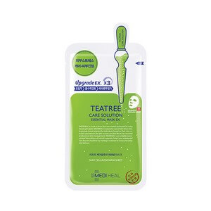 MEDIHEAL TEATREE CARE SOLUTION ESSENTIAL MASK EX.