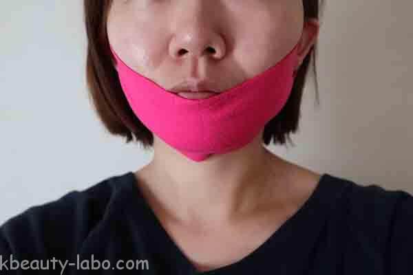 パーフェクトVリフティングマスク