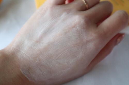 long lasting sunscreen