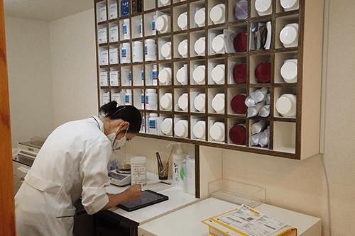 漢方薬店kampo's
